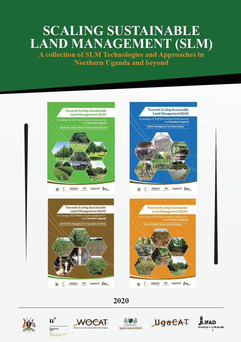 Scaling SLM - A collection of SLM Technologies and Approaches in Northern Uganda and beyond